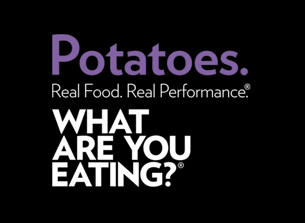 Potatoes. Real Food. Real Performance. What are you eating?