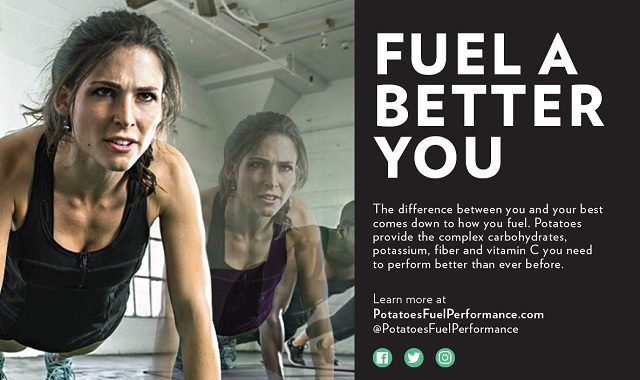 Example of the Fuel a Better You Ad