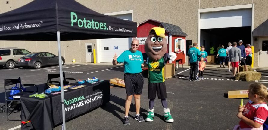 Alsum Farms & Produce gets its local community excited to fuel with potatoes